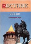 Вестник Коломенского государственного педагогического института
