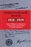 Прибалтийский излом (1918–1919)